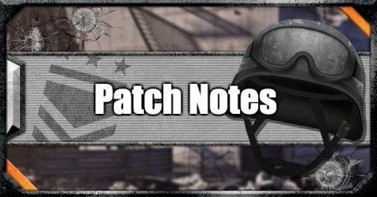 Season 2 Patch Notes