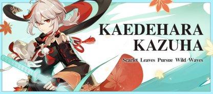 kazuha kaedehara