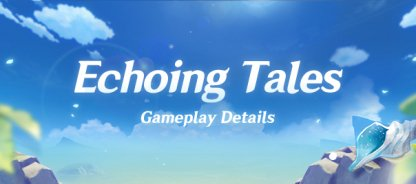 Echoing Tales