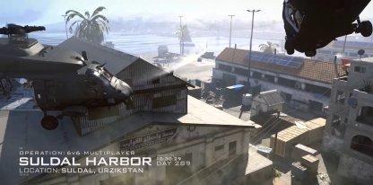 Suldal Harbor