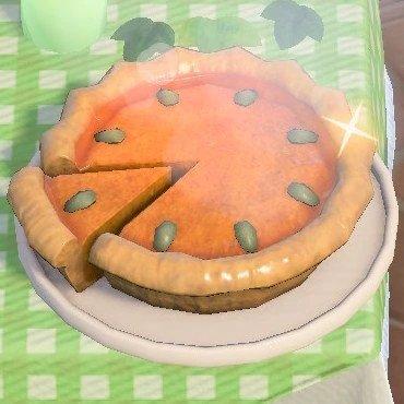 Pumpkin Pie - Recipe