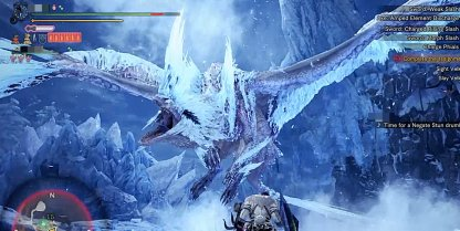 Extremely Powerful When In Ice Armor