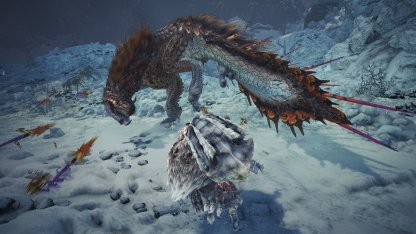 New Subspecies Of Tobi-Kadachi In Iceborne