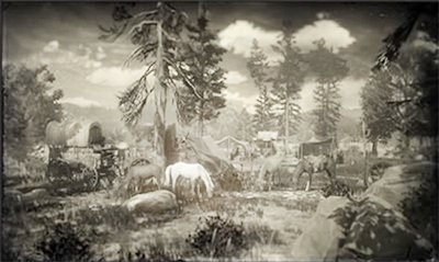 Red Dead Redemption 2 - Chapter 2 Story Mission List