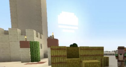 synth wave texture pack sun