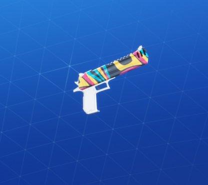 TAFFY Wrap - Handgun