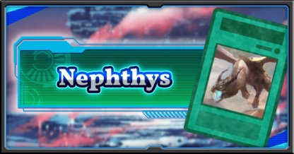 Nephthys Deck - YuGiOh! Duel Links