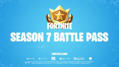 Fortnite Season 7 Update Patch Notes