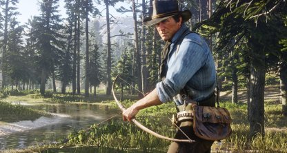 Red Dead Redemption 2 Bow Weapon List