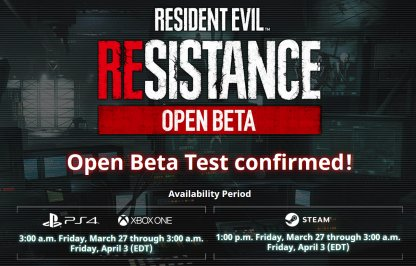 Open Beta Starts March 27