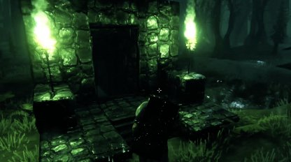 Open Crypts with the Swamp Key