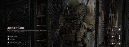 Juggernaut - Killstreak Overview
