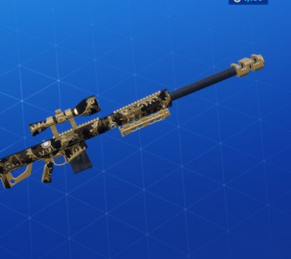 CLOCKWORK Wrap - Sniper Rifle