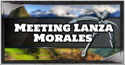 Just Cause 4 - Meeting Lanza Morales Walkthrough