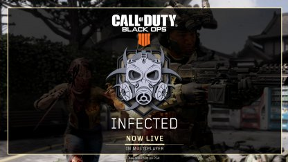New Multiplayer Mode Infected