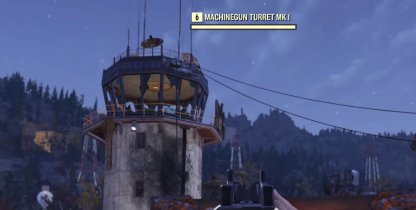 Machinegun Turret