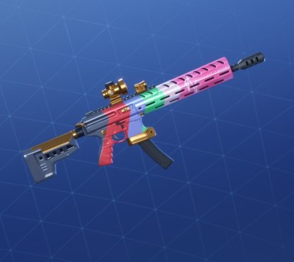 HOT & COLD Wrap - Assault Rifle