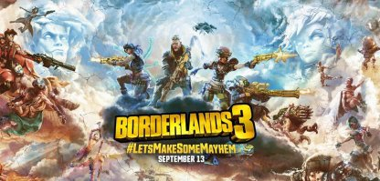 Borderlands 3 - Release Information