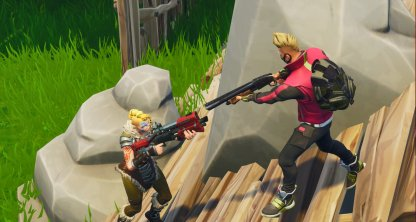 Eliminate Opponents in Sunny Steps or Shifty Shafts - Summary