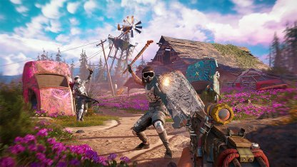 Far Cry New Dawn Are There Points Of No Return Gamewith