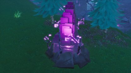 Fortnite - One-Time Cube Event - Cube Fragments