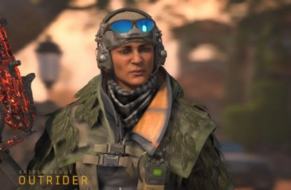 OUTRIDER - Sniper Scout