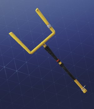 Pickaxe Skin UPRIGHT AXE