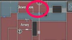 Locker - Police Station 2F:Locker In Shower Room