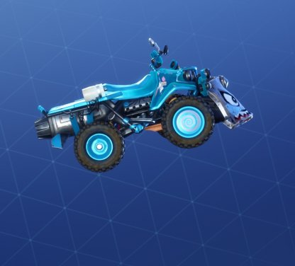 TIDAL WAVE Wrap - Vehicle
