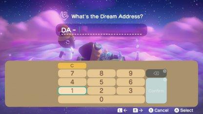 Dream Address