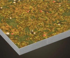 Mushroom Flooring