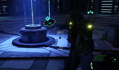 Defeat the Ascendant Grawn to Get the Holotape