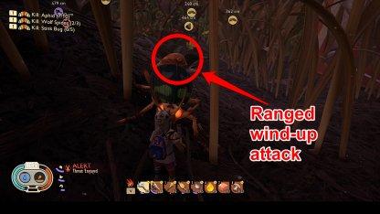 Ranged Attack