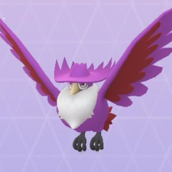 Shiny Honchkrow