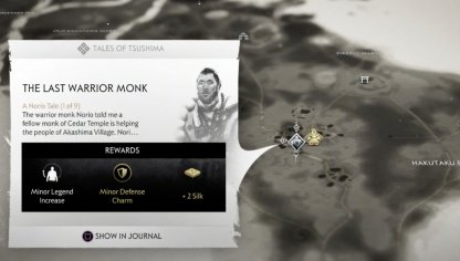 The Last Warrior Monk
