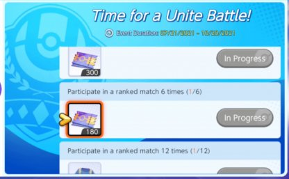 Participate in Ranked Matches