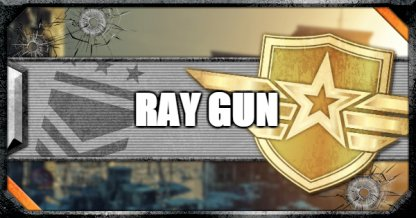 RAY GUN Handgun - Damage, Stats, & Tips