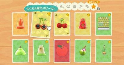 Fruit Furniture