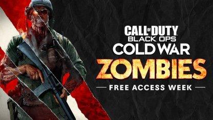 Zombies Free Week