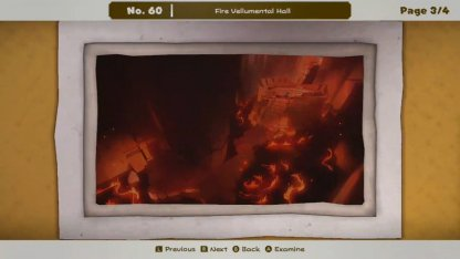 Fire Vellumental Hall