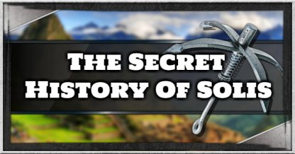 Just Cause 4 The Secret History Of Solis Walkthrough
