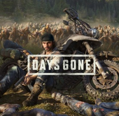 Days Gone Arrives April 26 on the PS4