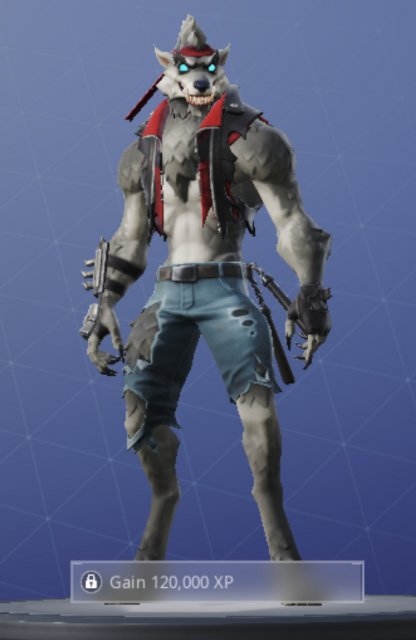 Fortnite | DIRE Challenge - Skin Review: Leveling Guide