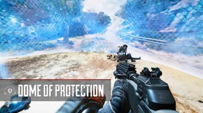 Apex Legends Gibraltar Guide Abilities Tips Dome Of Protection