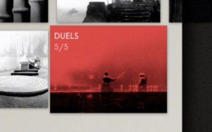 5 Duels & Kojiro