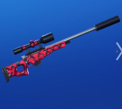 WILD X Wrap - Sniper Rifle