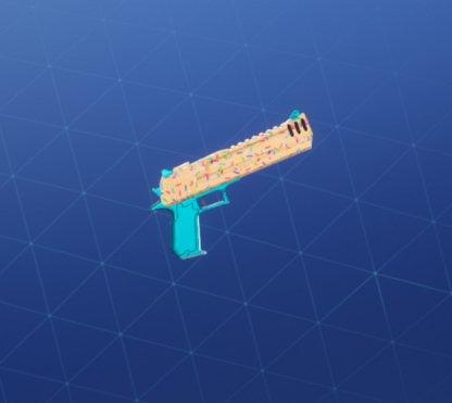 SPRINKLES Wrap - Handgun