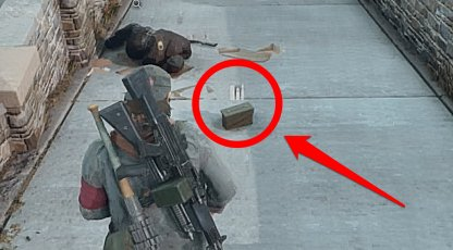 Keep An Eye Out For Ammo Boxes