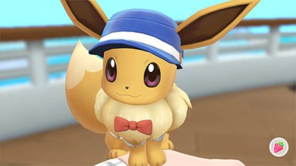 Dress Up Eevee