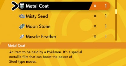 Metal Coat - Uses & Effects